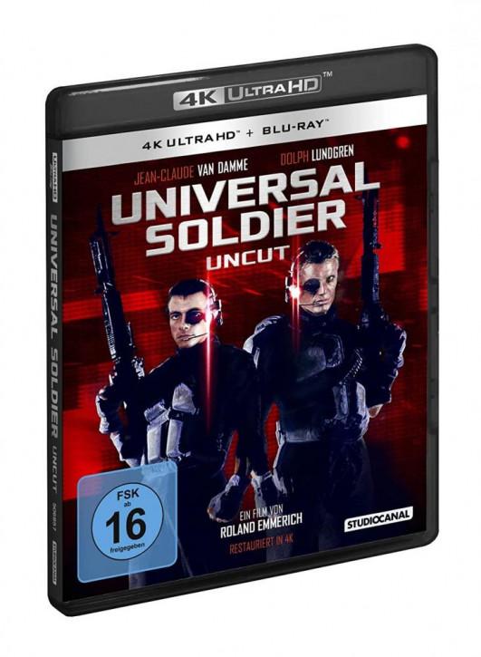 Universal Soldier [4K UHD Blu-ray]