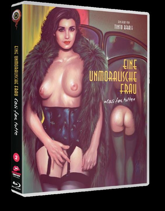 Così fan tutte - Eine unmoralische Frau [Blu-ray]