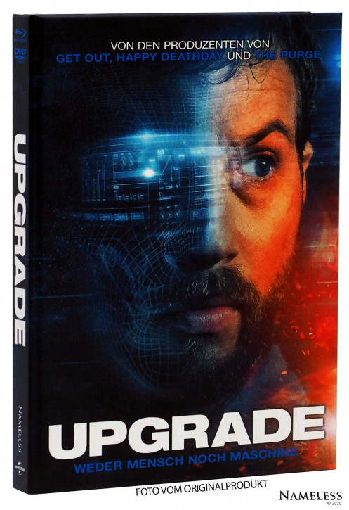 UPGRADE - Limited Mediabook - Cover A [Blu-ray+DVD]