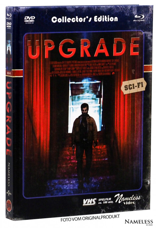 UPGRADE - Limited Mediabook - Cover C [Blu-ray+DVD]