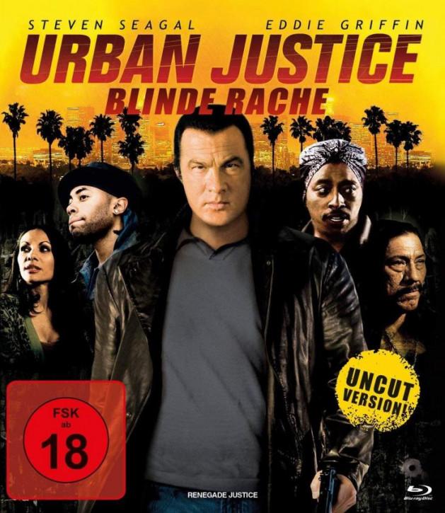 Urban Justice - Blinde Rache [Blu-ray]