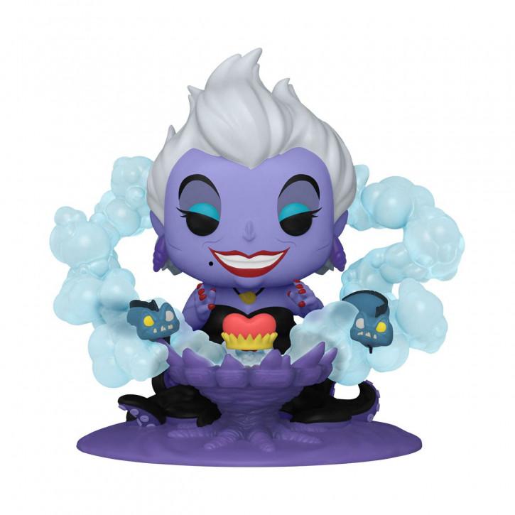FunKo Disney: Villains - Ursula on Throne - Pop Vinyl Figure