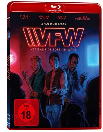 VFW - Veterans of Foreign Wars [Blu-ray]