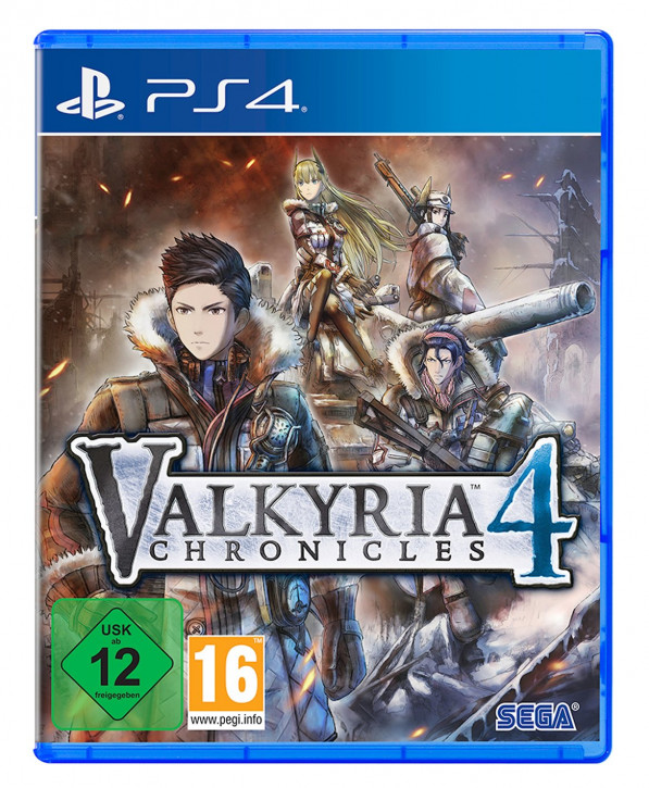 Valkyria Chronicles [PS4]
