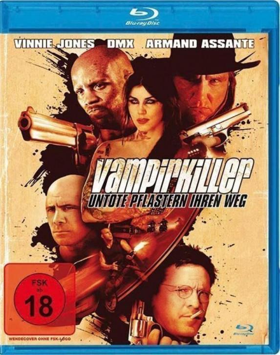 Vampirkiller - Untote pflastern ihren Weg [Blu-ray]