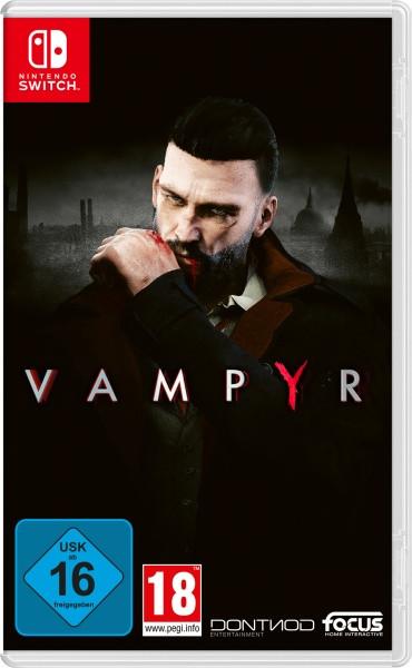 Vampyr  [Nintendo Switch]