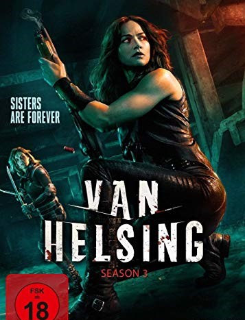Van Helsing - Season 3 [Blu-ray]