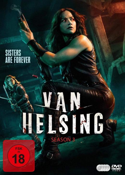 Van Helsing - Season 3 [DVD]