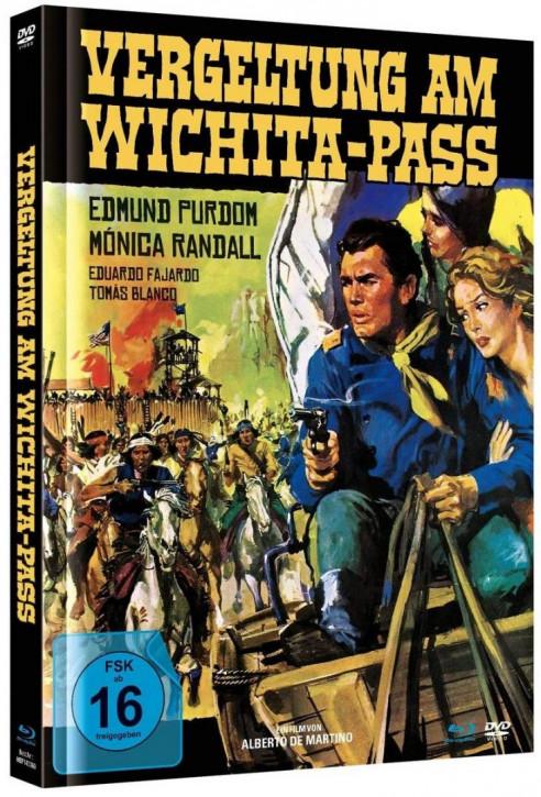 Vergeltung am Wichita-Pass - Mediabook - Cover A [Blu-ray+DVD]