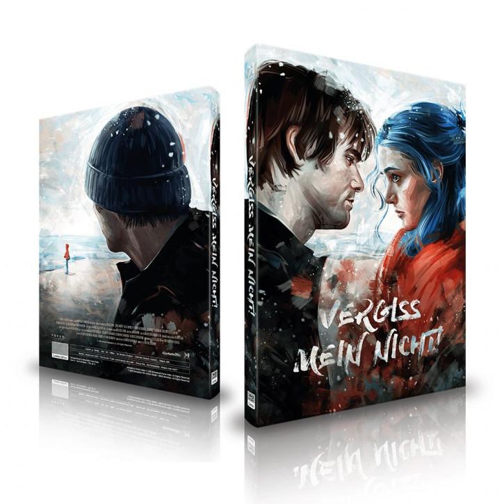 Vergiss mein nicht! - Mediabook - Cover A [Blu-ray+DVD]