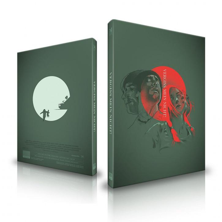 Vergiss mein nicht! - Mediabook - Cover B [Blu-ray+DVD]