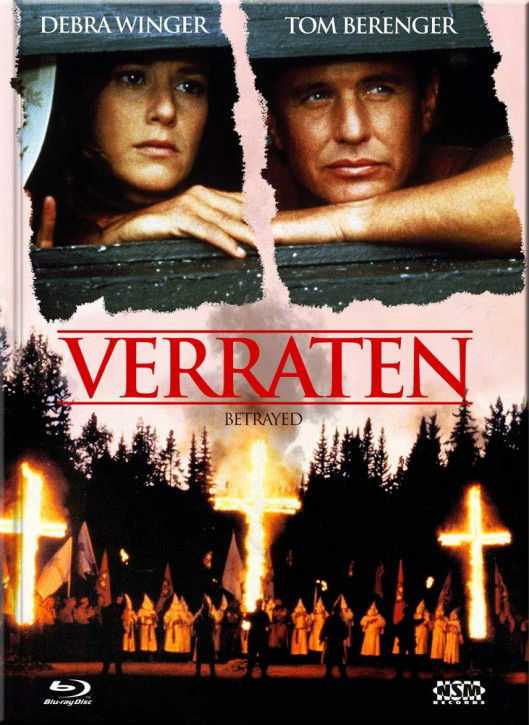 Verraten (Betrayed) - Limited Collector's Edition - Cover B [Blu-ray+DVD]