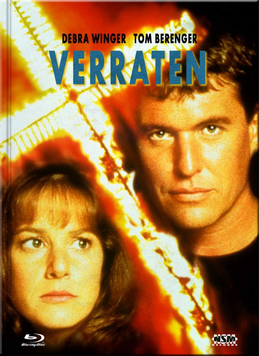 Verraten (Betrayed) - Limited Collector's Edition - Cover C [Blu-ray+DVD]