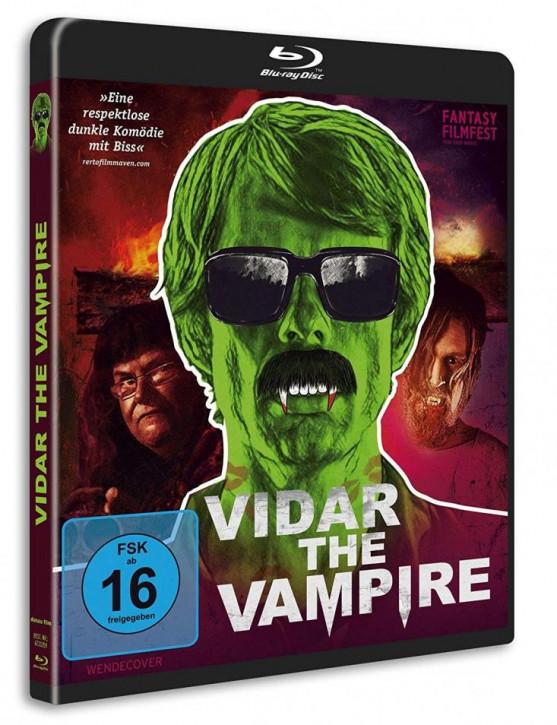 Vidar the Vampire [Blu-ray]