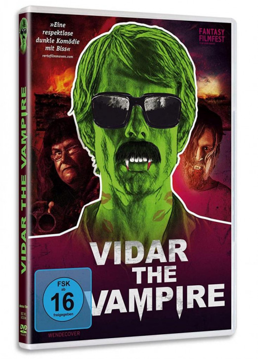 Vidar the Vampire [DVD]