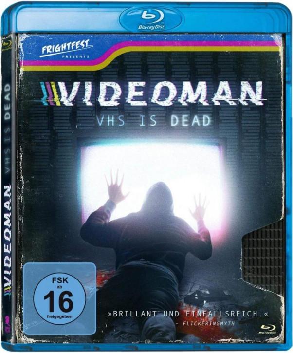 Videoman - VHS is dead [Blu-ray]