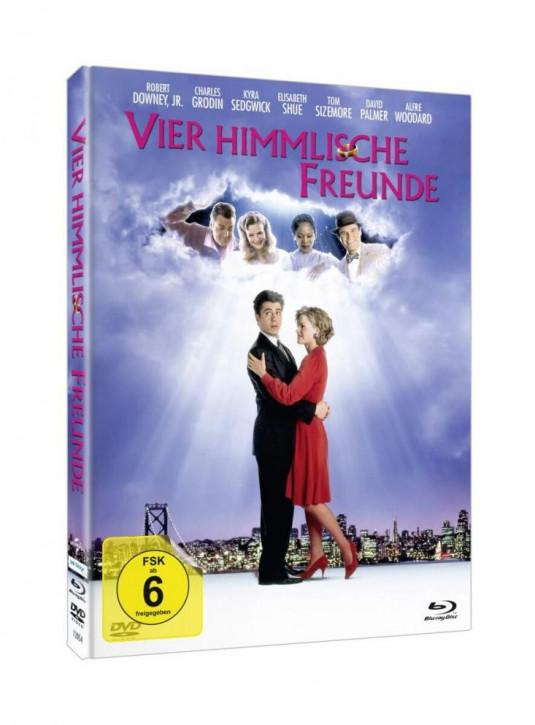 Vier Himmlische Freunde - Mediabook [Blu-ray+DVD]