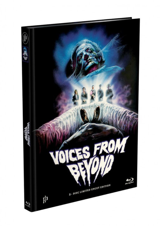 Voices from Beyond - Mediabook [Blu-ray+DVD]
