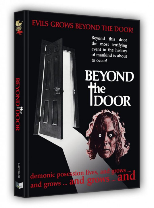 Vom Satan gezeugt - Limited Edition Mediabook - Cover B [Blu-ray+DVD]