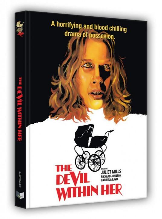 Vom Satan gezeugt - Limited Edition Mediabook - Cover C [Blu-ray+DVD]