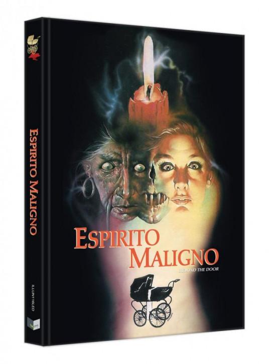 Vom Satan gezeugt - Limited Edition Mediabook - Cover D [Blu-ray+DVD]