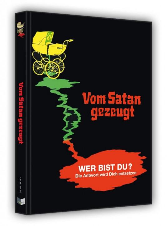 Vom Satan gezeugt - Limited Edition Mediabook - Cover E [Blu-ray+DVD]