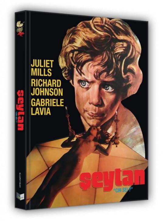 Vom Satan gezeugt - Limited Edition Mediabook - Cover I [Blu-ray+DVD]