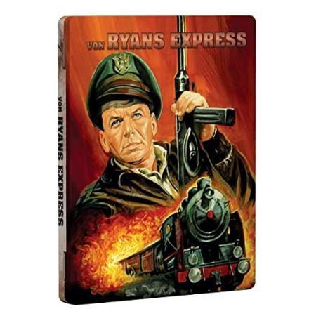 Von Ryans Express (Future Pak) [Blu-ray]