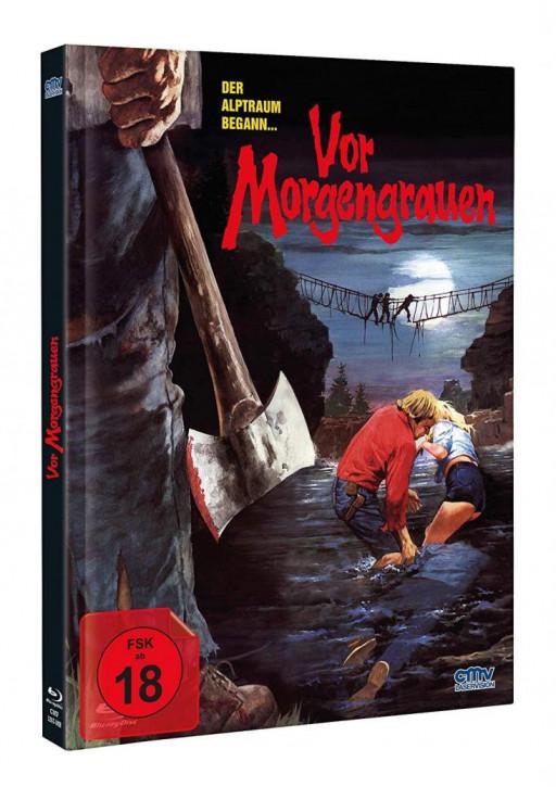 Vor Morgengrauen - Mediabook [Blu-ray+DVD]