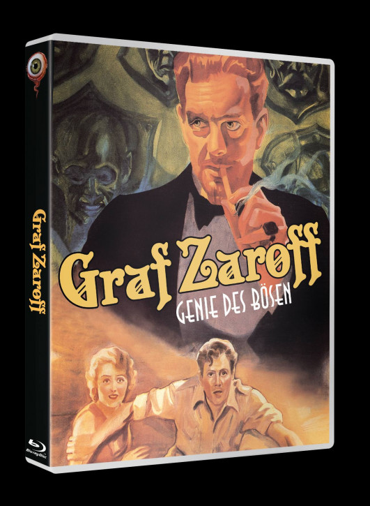 Graf Zaroff - Genie des Bösen - Special Edition [Blu-ray+DVD]
