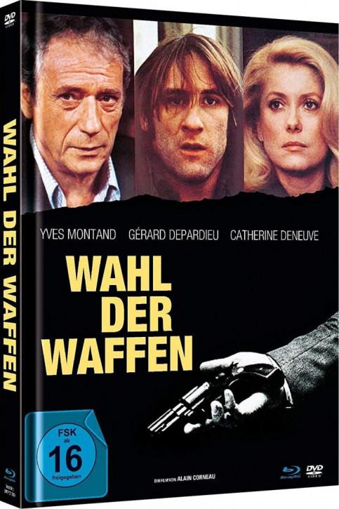 Wahl der Waffen - Mediabook [Blu-ray+DVD]
