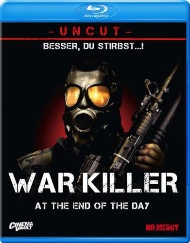 War Killer - At the End of the Day [Blu-ray]