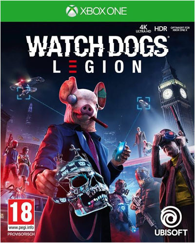 Watch Dogs Legion [Xbox One]