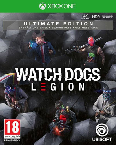 Watch Dogs Legion - Ultimate Edition [Xbox One]