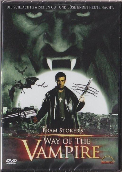 Bram Stokers Way of the Vampire [DVD]