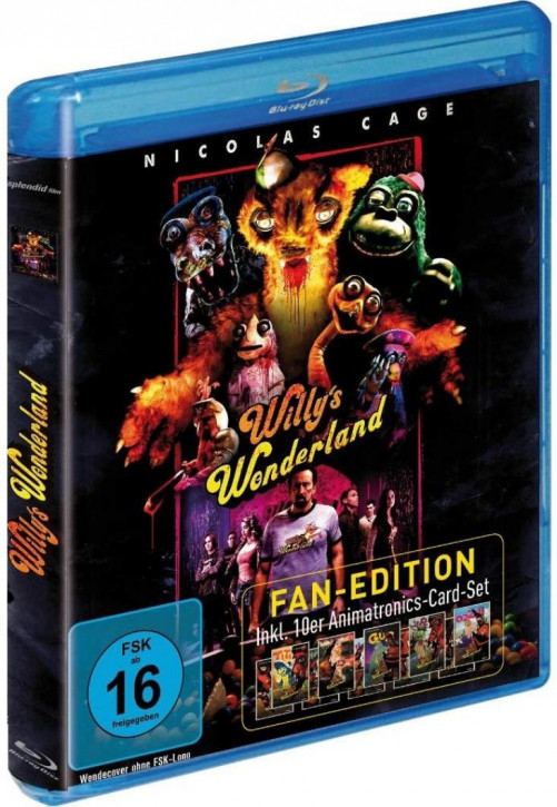 Willys Wonderland - Special Edition [Blu-ray]
