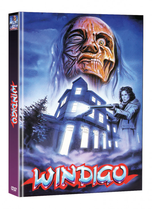 Windigo (Ghostkeeper) - Limited Mediabook Edition - Cover A (Super Spooky Stories #149) [DVD]