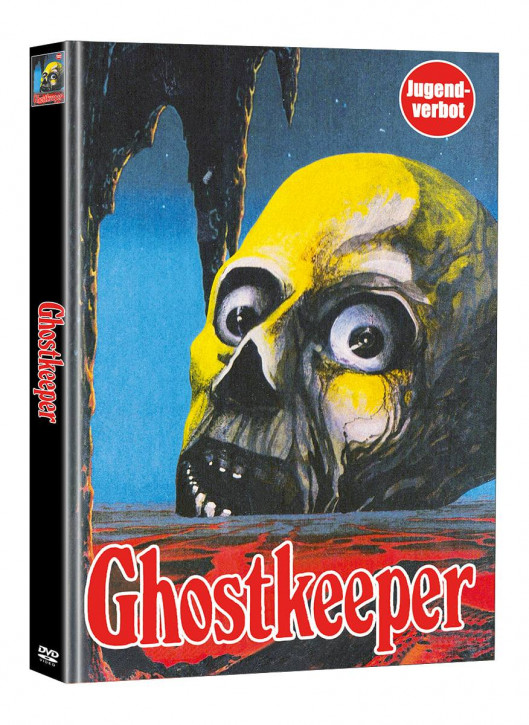 Windigo (Ghostkeeper) - Limited Mediabook Edition - Cover C (Super Spooky Stories #149) [DVD]