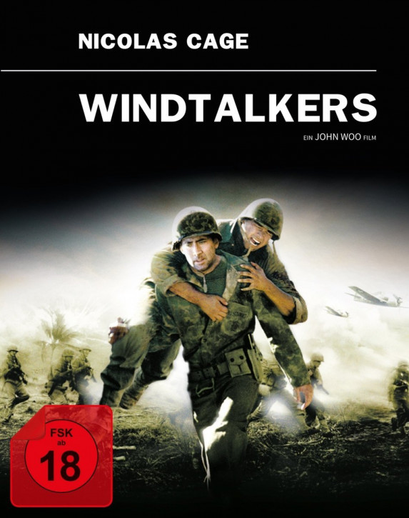 Windtalkers - Limited Mediabook [Blu-ray]