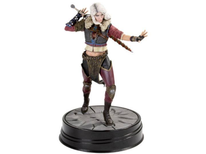 Witcher 3 Wild - Hunt PVC Statue - Ciri (2nd Edition)