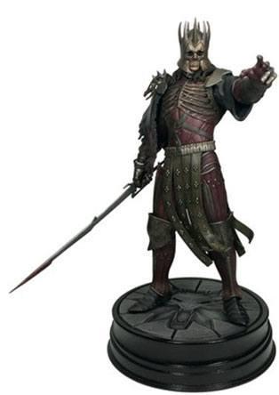 Witcher 3 Wild Hunt - PVC Statue - König der Wilden Jagd Eredin