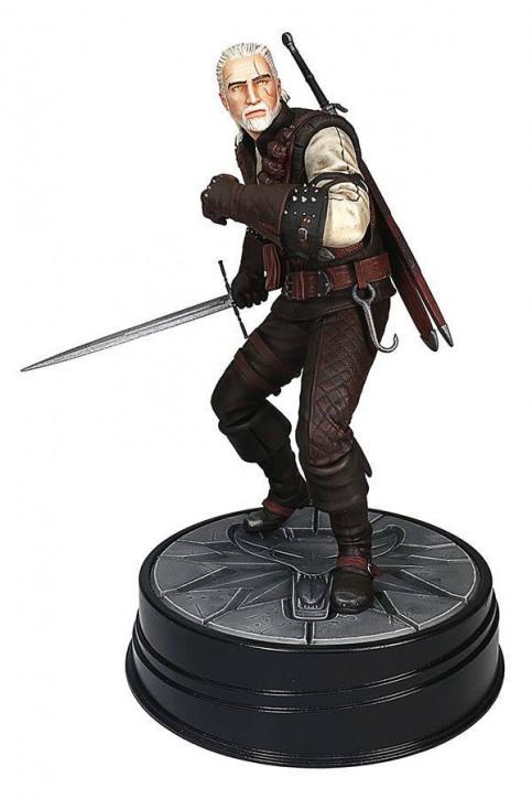 Witcher 3 Wild Hunt - PVC Statue - Geralt Manticore