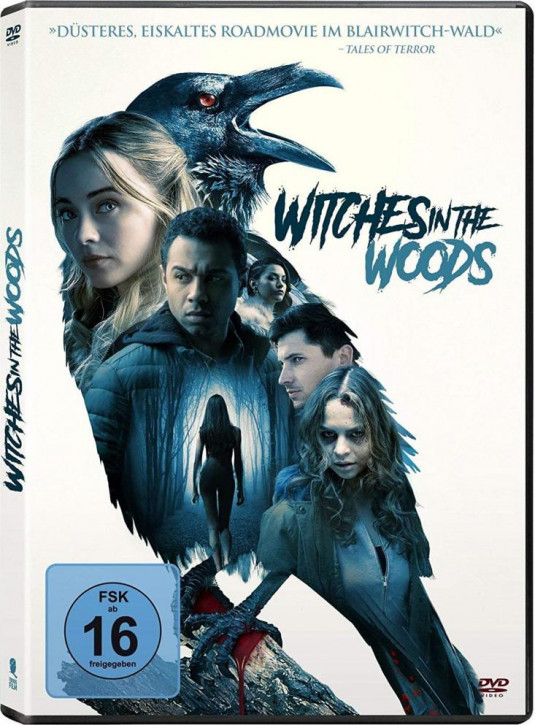 Witches in the Woods [DVD]