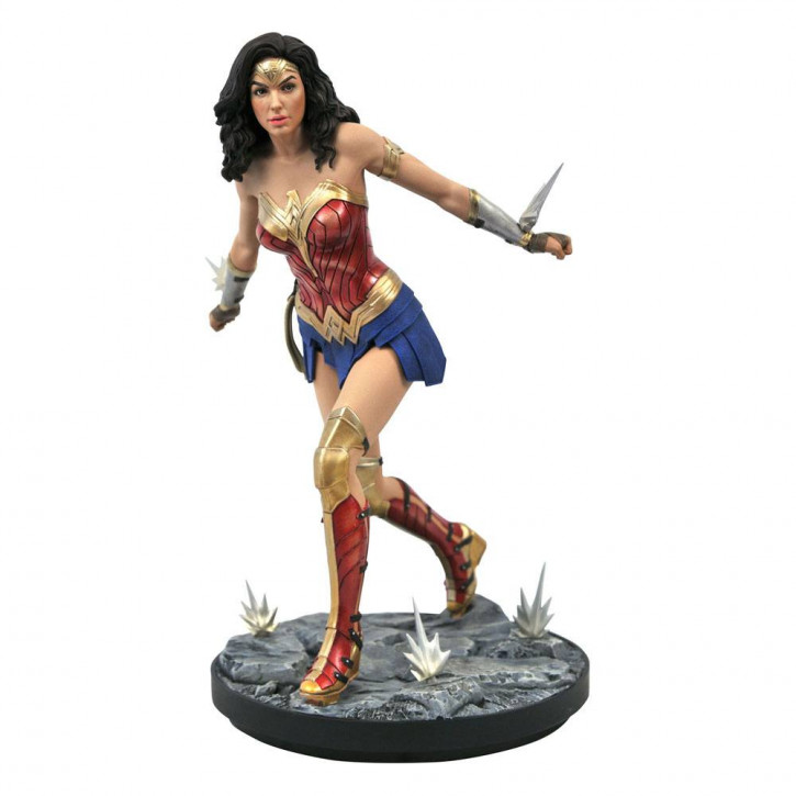 Wonder Woman 1984 DC Movie - Gallery PVC Statue - Wonder Woman