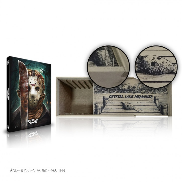 Crystal Lake Memories - Wooden Box + Mediabook [Blu-ray]