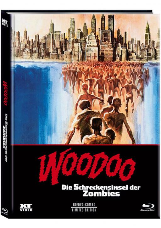Woodoo - Limited Mediabook - Cover C [Blu-ray+DVD]