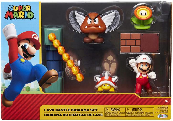 World of Nintendo - Super Mario Lava Castle