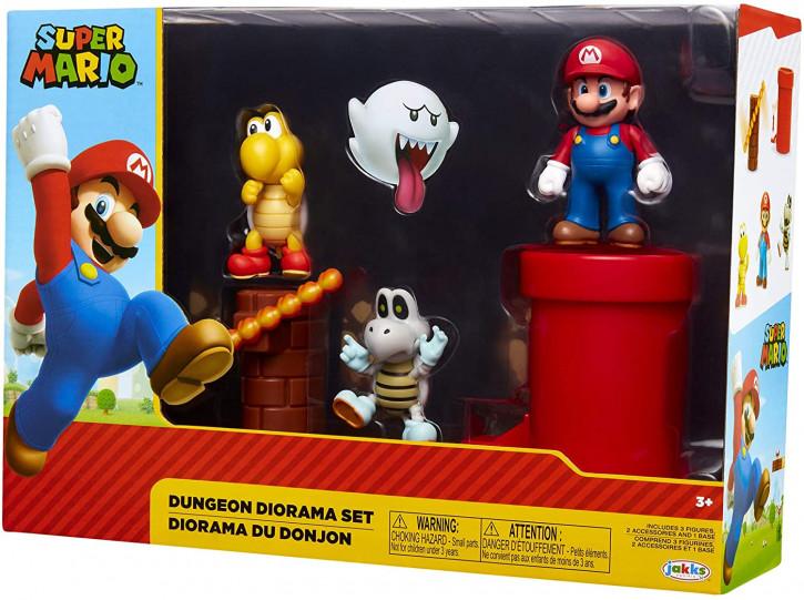 World of Nintendo - Super Mario Dungeon