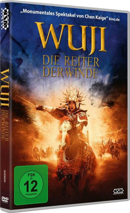 WU JI - Die Reiter der Winde [DVD]