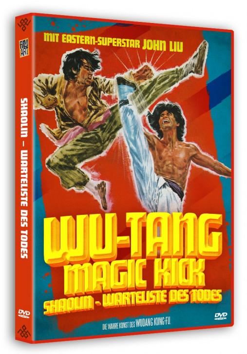 Wu-Tang Magic Kick: Shaolin - Warteliste des Todes [DVD]